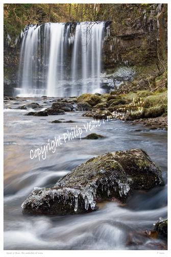 Sgwd Yr Eira, the waterfall of snow.