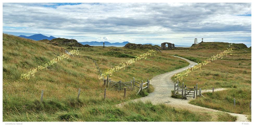 Llanddwyn Island.
