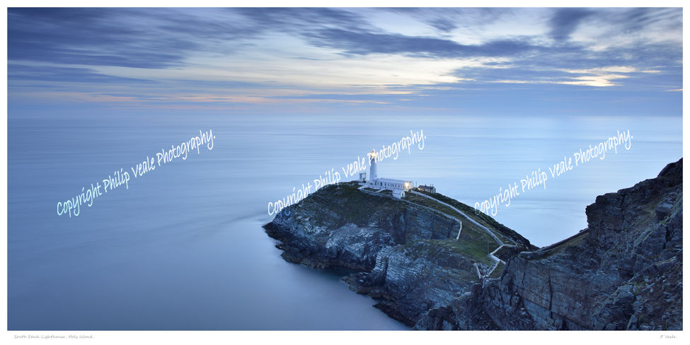 South Stack Lighthouse, Holy Island.