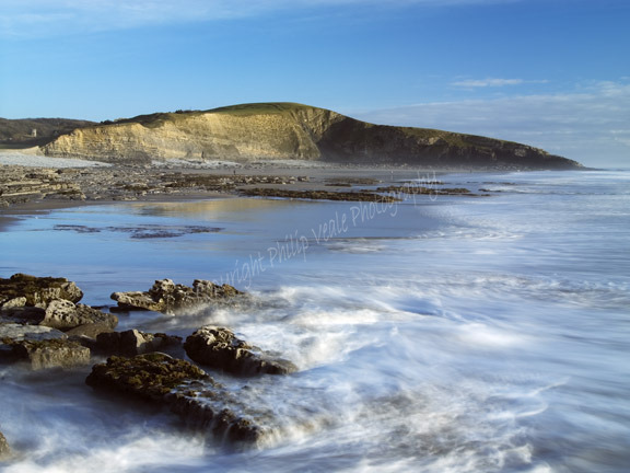 Witches Point (Trwyn y Witch), Southerndown.