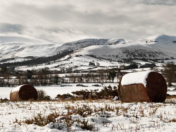 Winter, Fan Fawr.