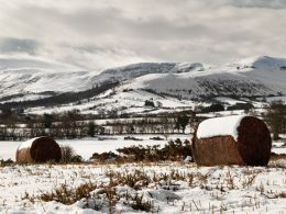 Winter, Fan Fawr.