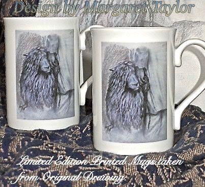 """The Shepherd"" Limited Edition Mug £7.99"