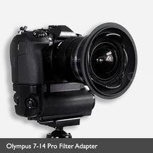 Olympus 7-14 Filter Adapter