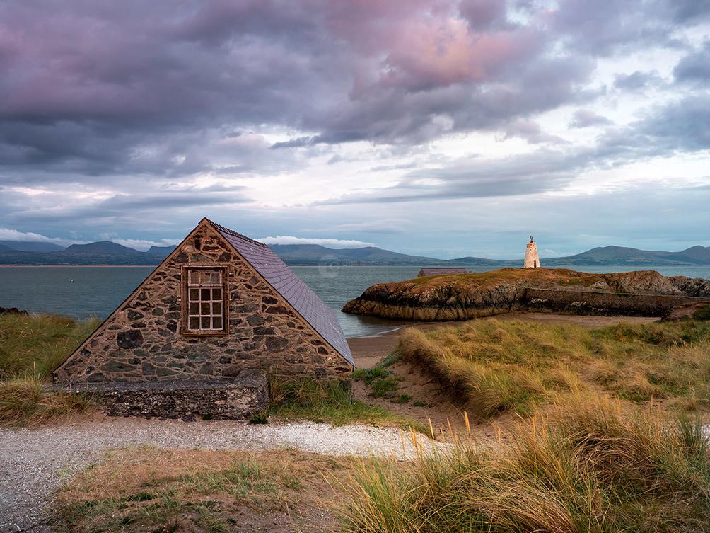 Llandwyn Island Boathouse
