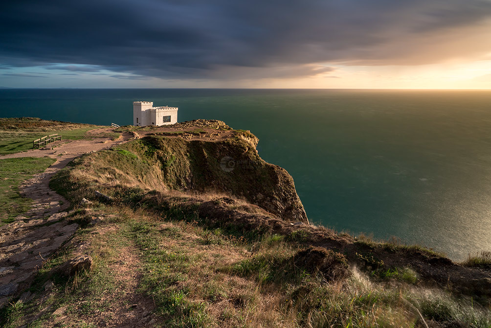 South Stack Hut