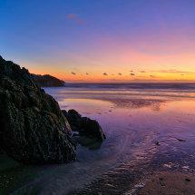 Llanddwyn Sunset