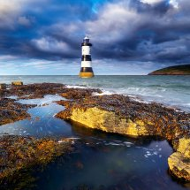 Water Pool-Penmon Lighthouse