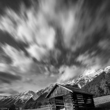 Mountain Hut-Austria