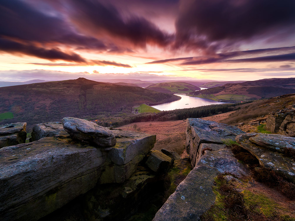 Sunset-Bamford Edge I