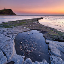 Kimmeridge Ba Sunset II