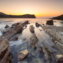 Lulworth Cove Dawn III