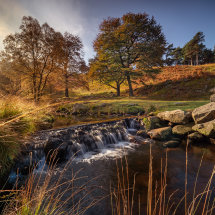 Dovestone Weir Autumn