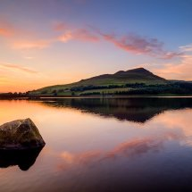 Dovestone Sunset I