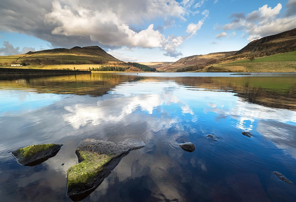Dovestone Reflections