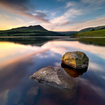Dovestone Reflections III