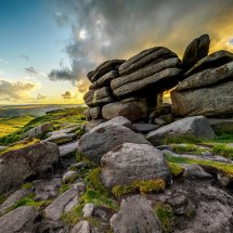 Shelter Rock-Higger Tor