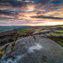 Dog Walk-Higger Tor