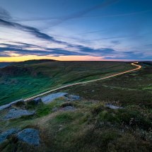 Light Trail-Higger Tor