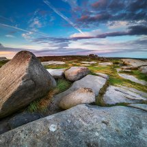 Jet Trails-Higger Tor