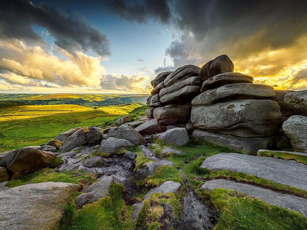 Shelter Rock-Higger Tor V