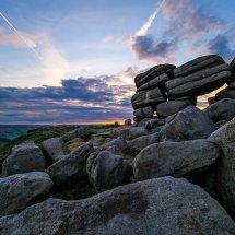 Dusk Shelter Rock