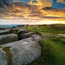 Yellow Sky-Higger Tor