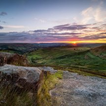 Sunset Higger Tor