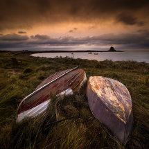 Lindisfarne Boats I