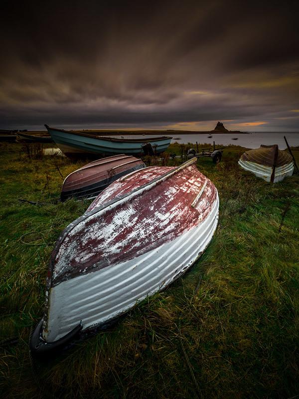 Lindisfarne Boats II