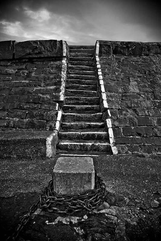 Harbour Steps-Whitby