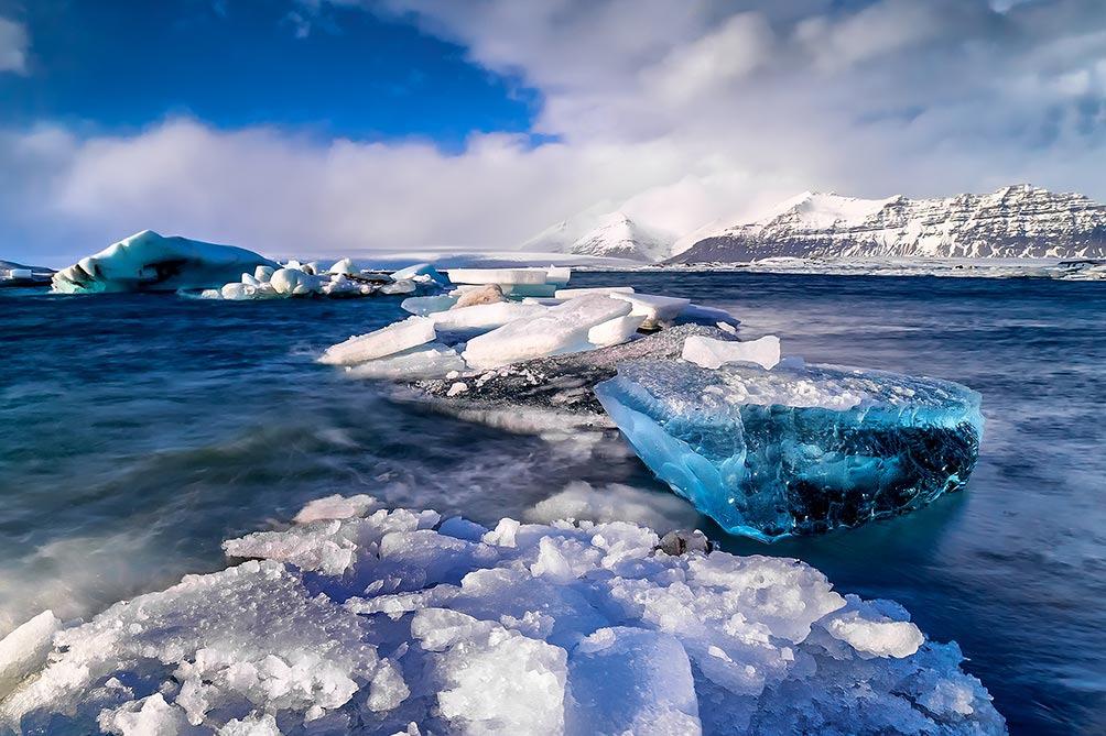 The Ice Lagoon-Iceland
