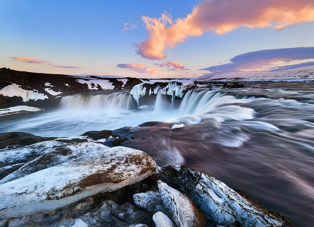 The Cascade-Iceland