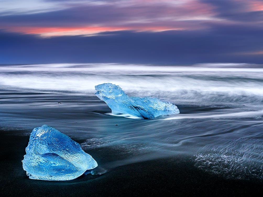 Ocean Gem Stones-Iceland