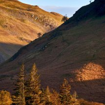 Mountain Shadow-Lake District