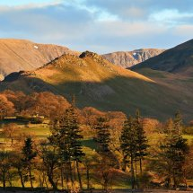 Golden Mountains-Lake District