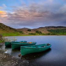 Watendlath Boats