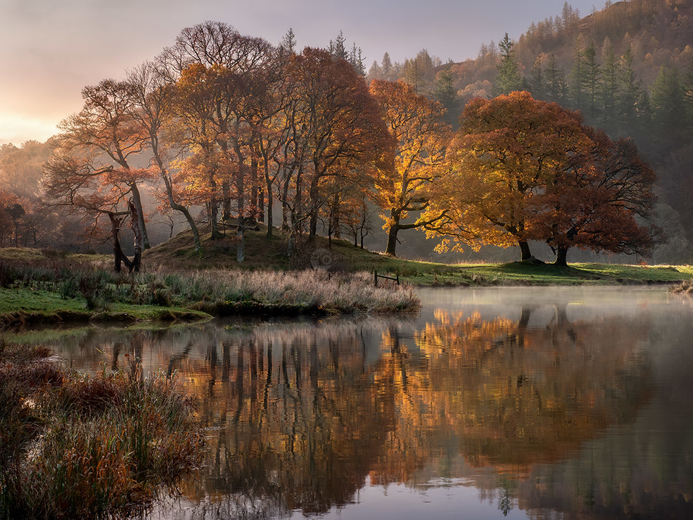 First Light, River Brathay