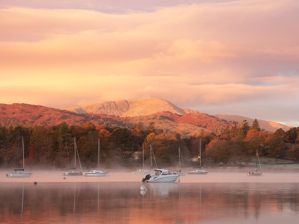 Misty Dawn Waterhead II