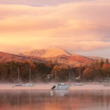 Misty Dawn Waterhead II