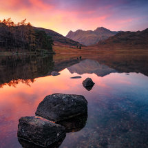 Blea Tarn Sunset