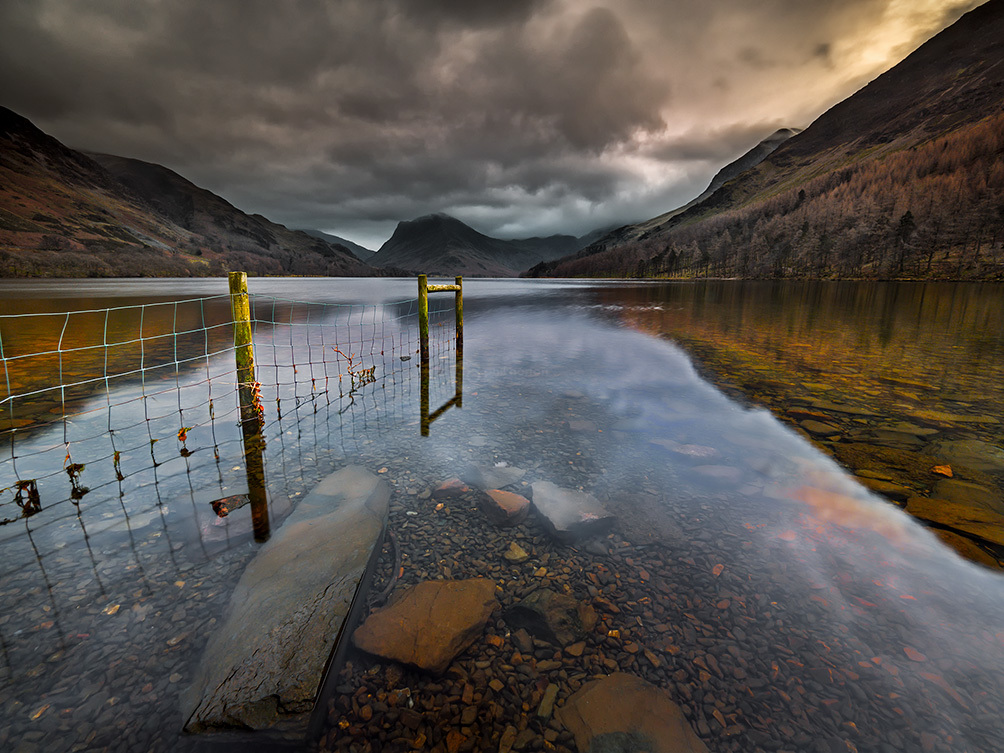 Buttermere Fence