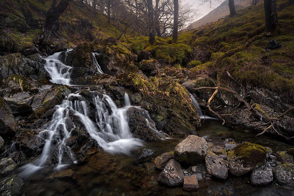 Honister Waterfall