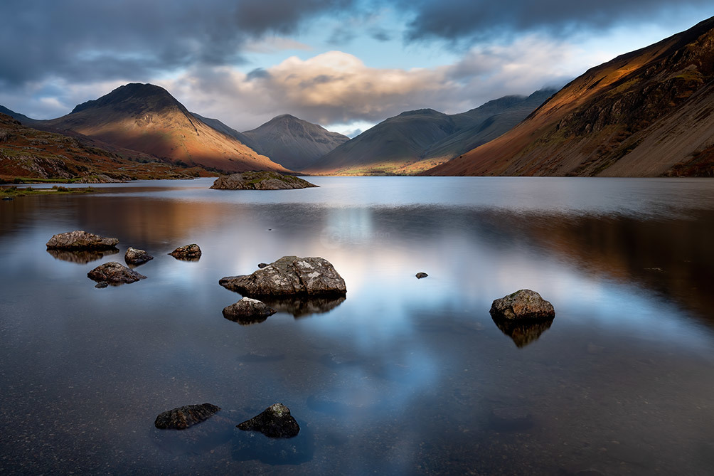 Shadows on Wastwater