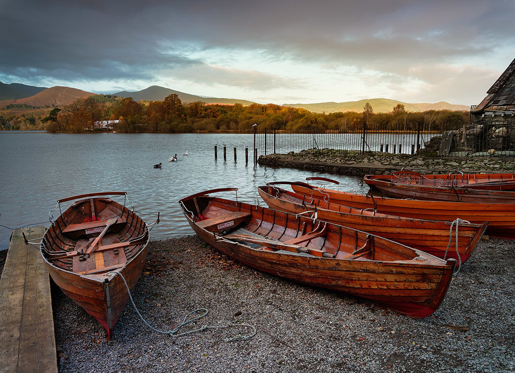 Keswick Boats Dawn II