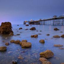 Llandudno Pier Twilight I