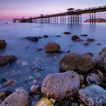 Llandudno Pier Twilight II