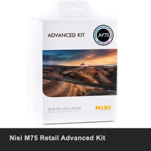 Nisi M75 Advanced Kit £289