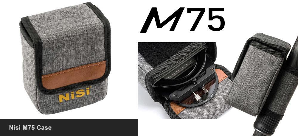 Nisi M75 75mm Case £19