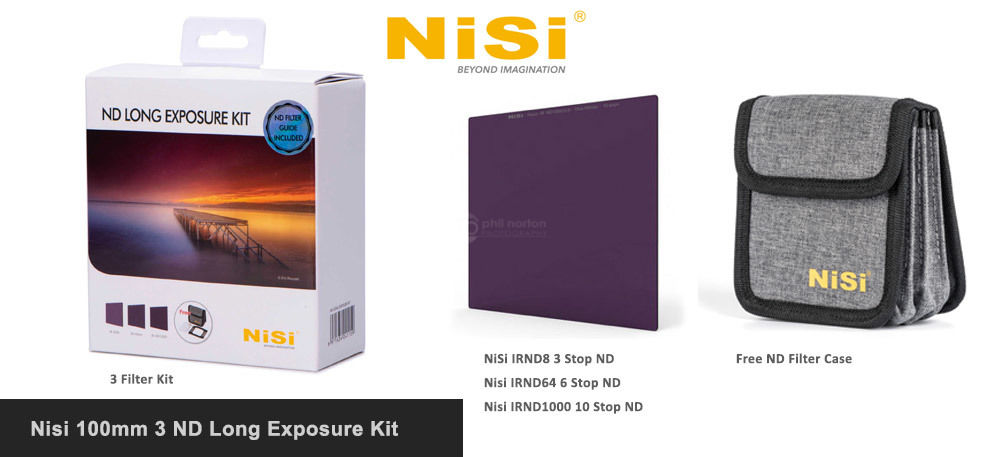 Nisi 3 ND Kit £319